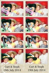 Photo format from Yorkshire Booth Brothers photo booth